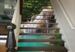 Hãy quên những cầu thang đơn sắc buồn tẻ, đây mới là thiết kế cầu thang thời thượng đẹp đến mê mẩn