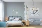 Hô biến căn hộ 30m2 thành không gian sống tiện nghi của đôi vợ chồng trẻ
