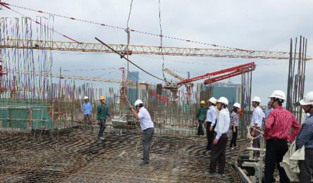 Coteccons: Nhà thầu xấy dựng lớn nhất Việt Nam